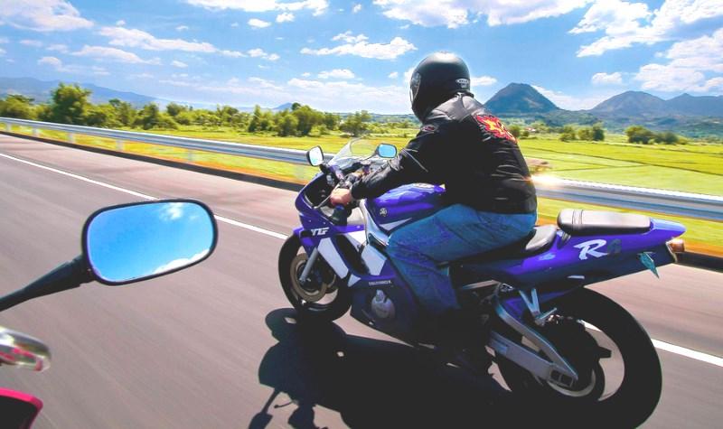безопасная езда на мотоцикле