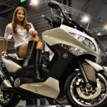 Yamaha T-Max 500 WhiteMax