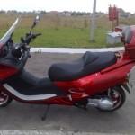 среднеразмерный скутер Viper TORNADO
